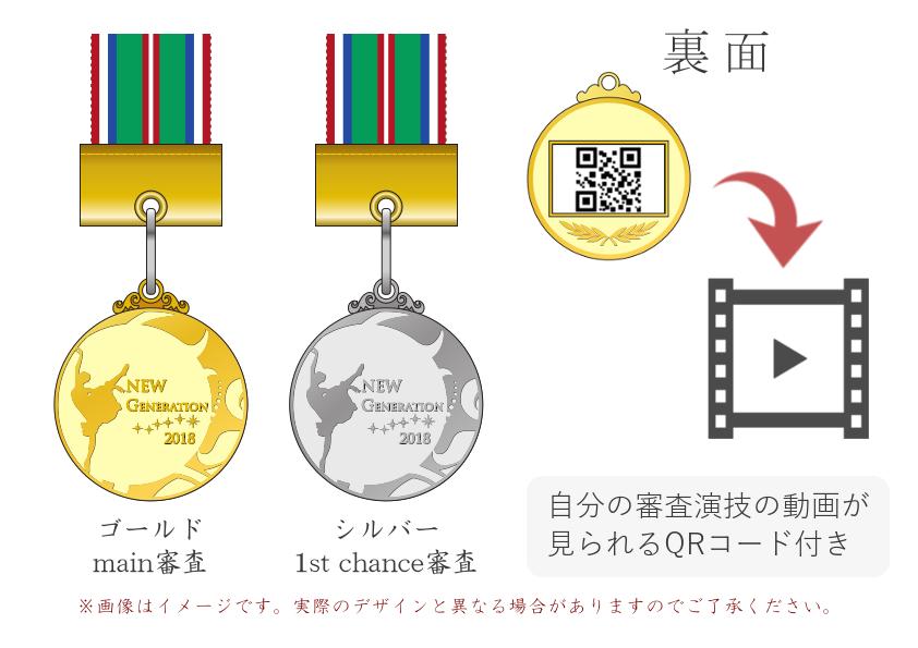 メダル2018